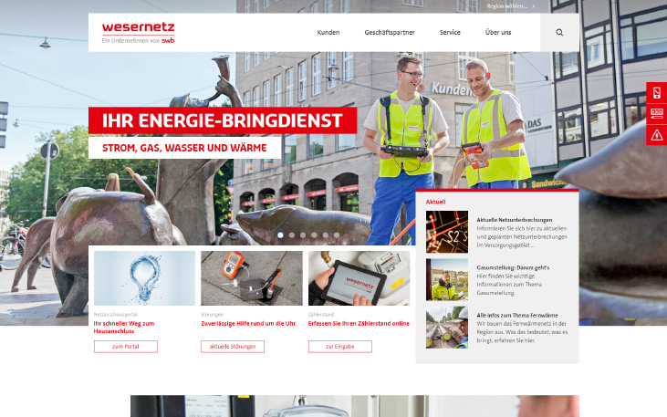 Website & Digitale Prozesse